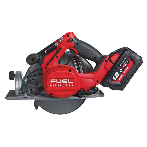 Fierastrau circular Milwaukee M18 FUEL FCS66 – 121C