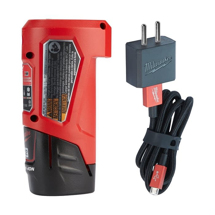 Incarcator compact Milwaukee M12 TC 3